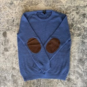 Men's J.Crew Sweater with Elbow Pads